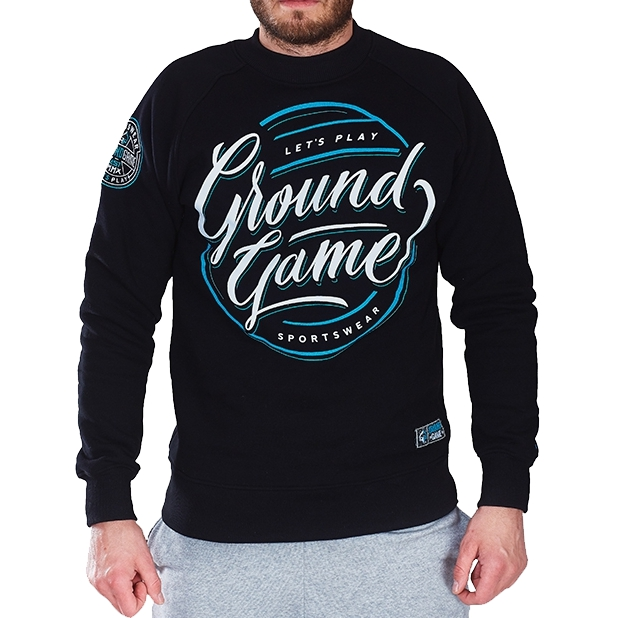 Толстовка Ground Game