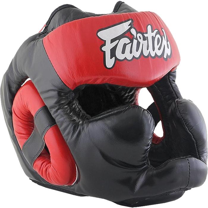 Шлем Fairtex