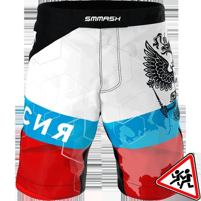 Купить Бойцовские шорты ММА, Шорты Smmash, Smmash Fightwear