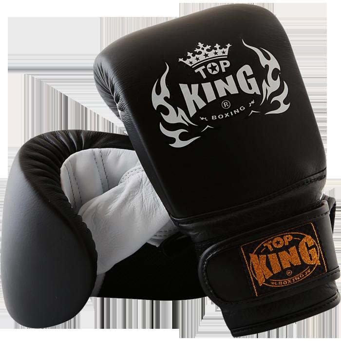 Купить Спортивные перчатки ММА, боксерские, снарядные, для тайского бокса, Перчатки Top King Boxing, king boxing