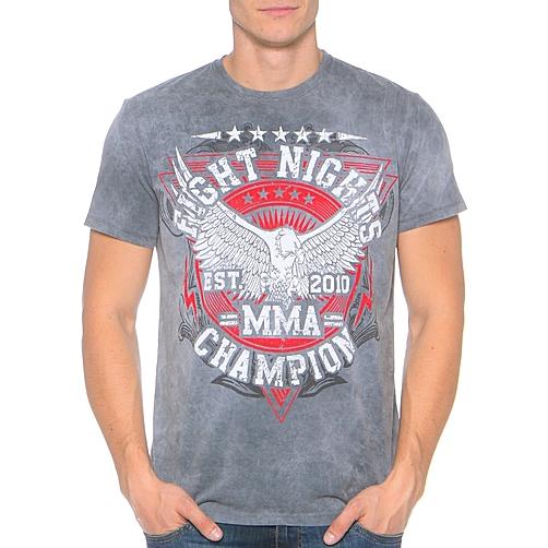 Купить Бойцовские футболки ММА, Футболка Fight Nights, Nights