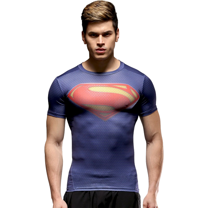 Рашгард Vansydical Superman