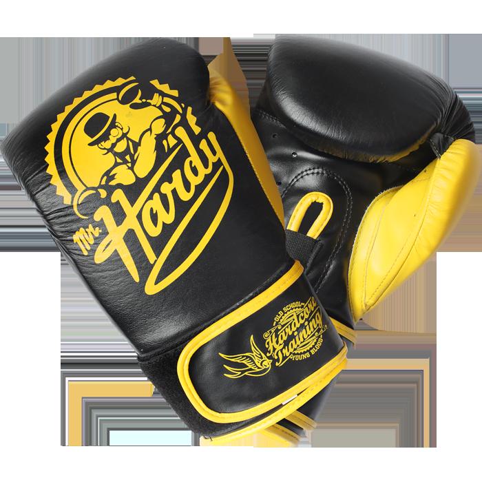 Купить Боксерские перчатки для бокса, тайского спаррингов ММА, снарядные, Перчатки Hardcore Training, Training