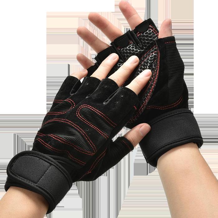 Купить Жимовые перчатки, Атлетические Перчатки RDX, RDX