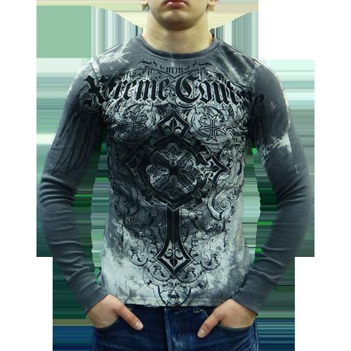 Купить Спортивные лонгсливы MMA, Лонгслив Affliction, Affliction