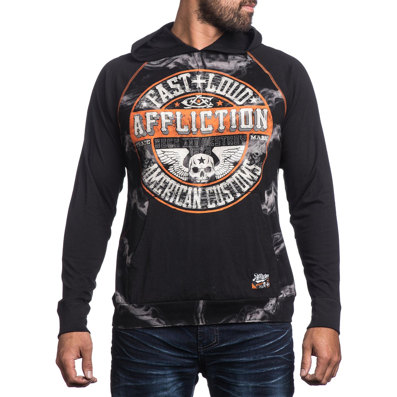 Купить Спортивные толстовки MMA, Кофта Affliction, Affliction