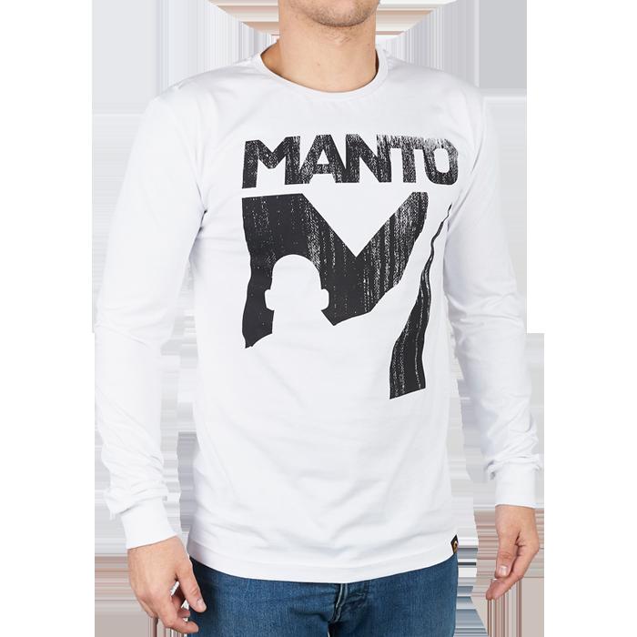 Купить Бойцовские футболки ММА Лонгслив Manto