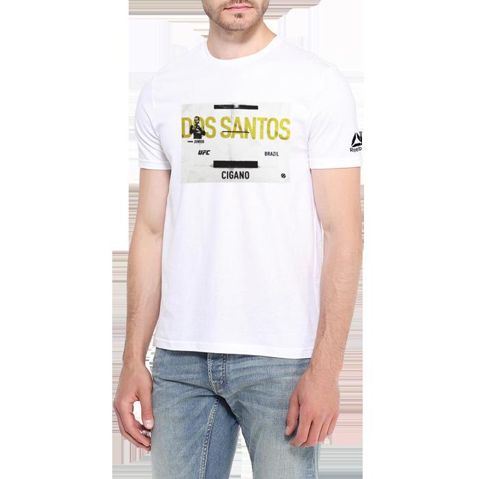 Купить Бойцовские футболки ММА, Футболка Reebok, Reebok