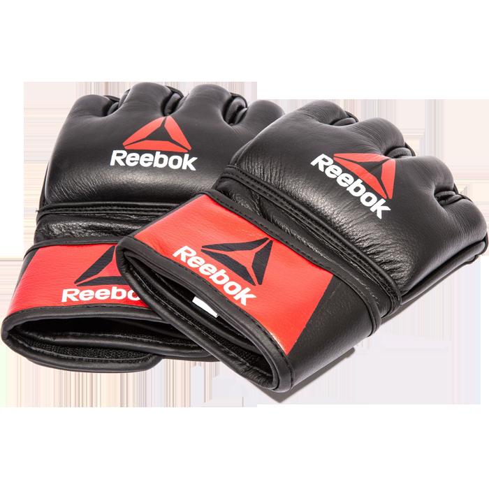 Купить Спортивные перчатки ММА, боксерские, снарядные, для тайского бокса, ММА Перчатки Reebok, Reebok