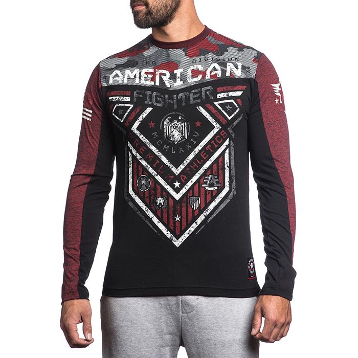 Купить Спортивные лонгсливы MMA, Лонгслив American Fighter, Affliction