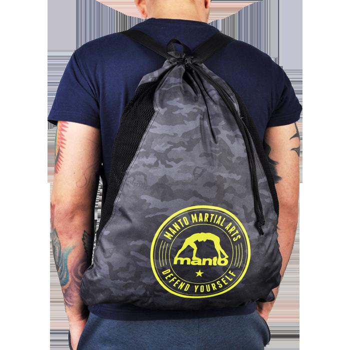 Купить Спортивные рюкзаки и сумки для единоборств, Мешок Manto, Manto