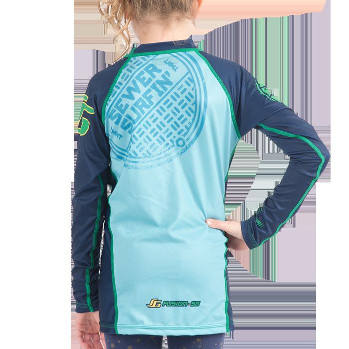 Купить Детская спортивная одежда для единоборств, Рашгард Fusion, Fusion