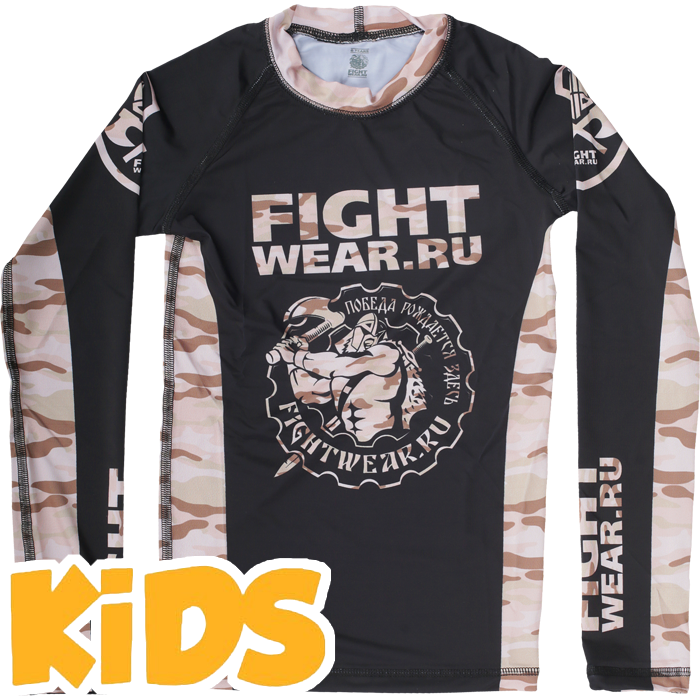 Купить Рашгарды, Рашгард Fightwear, Fightwear