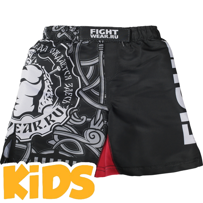 Купить Бойцовские шорты ММА, Шорты Fightwear, Fightwear