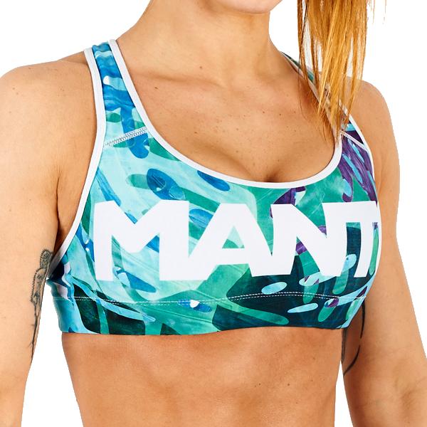 Купить Спортивная одежда и экипировка для девушек, Тренировочный Топик Manto, Manto