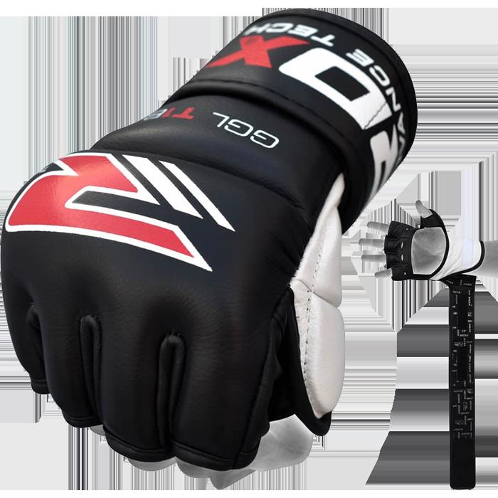 Купить Спортивные перчатки ММА, боксерские, снарядные, для тайского бокса, Перчатки MMA RDX, RDX
