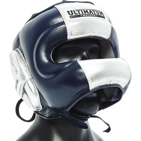 Купить Защита для бокса и единоборств, Боксерский Шлем Ultimatum, Ultimatum Boxing