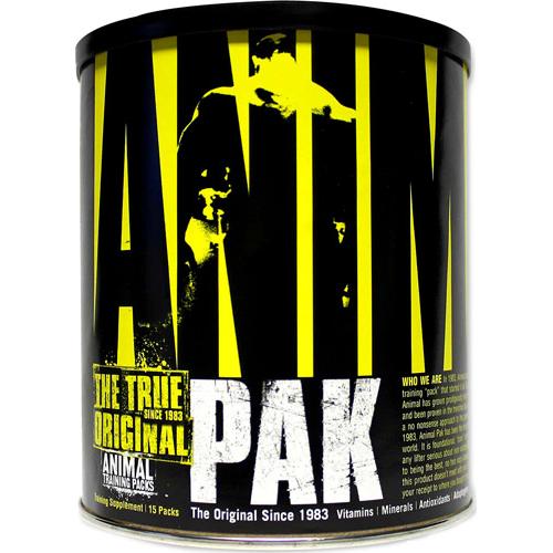 Купить Витамины и минералы, Animal Pak, Universal Nutrition