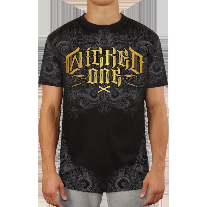 Бойцовские футболки ММА, Футболка Wicked One, One  - купить
