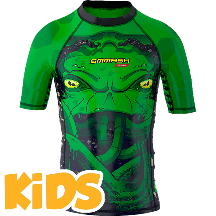 Купить Детские рашгарды, Детский рашгард Smmash, Smmash Fightwear