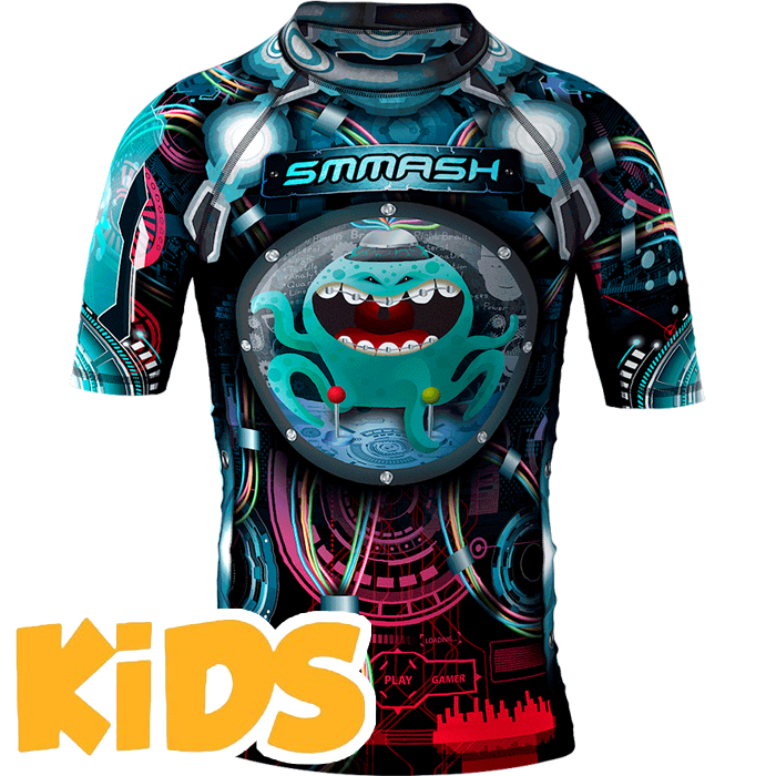 Детские рашгарды, Детский рашгард Smmash, Smmash Fightwear  - купить