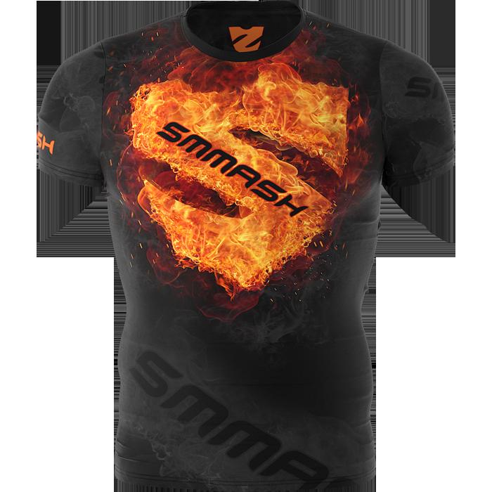 Купить Бойцовские футболки ММА, Футболка Smmash, Smmash Fightwear