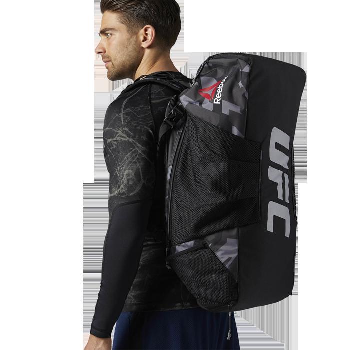 Сумка-рюкзак Reebok UFC rbkbag018 купить в интернет-магазине Fightwear b4fb3bb0ea4bc