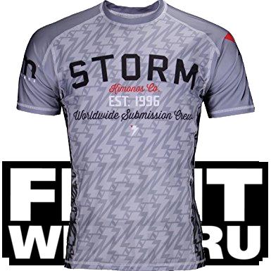 Купить Рашгард короткий рукав, Storm, Storm