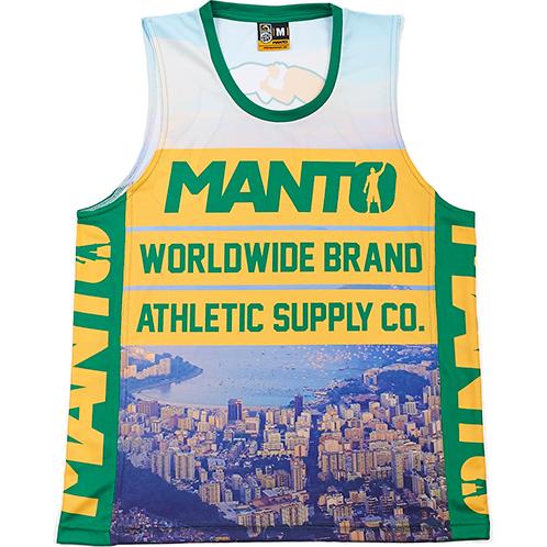 Купить Майки MMA, Майка Manto, Manto