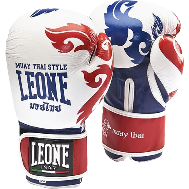 Купить Спортивные перчатки ММА, боксерские, снарядные, для тайского бокса, Перчатки Leone, Leone