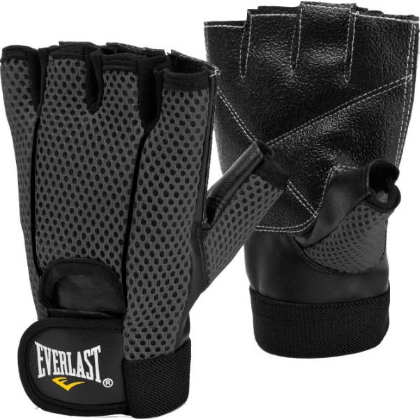 Купить Жимовые перчатки, Атлетические Перчатки Everlast, Everlast