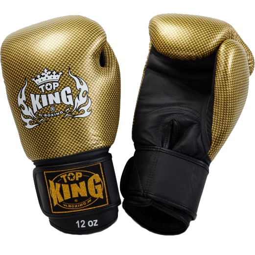 Перчатки Top King Boxing Empower Creativity Gold