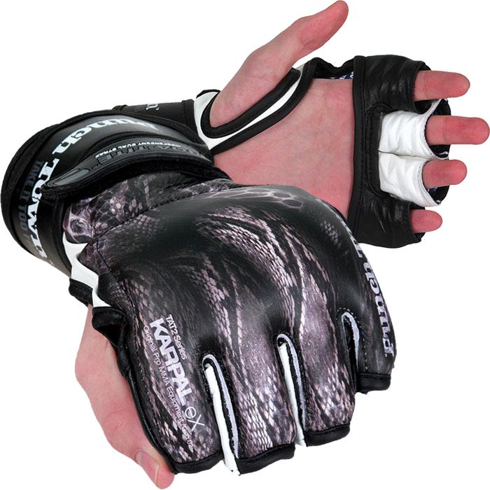 Купить Перчатки ММА для тренировок, смешанных единоборств и боев без правил, MMA PunchTown, PunchTown