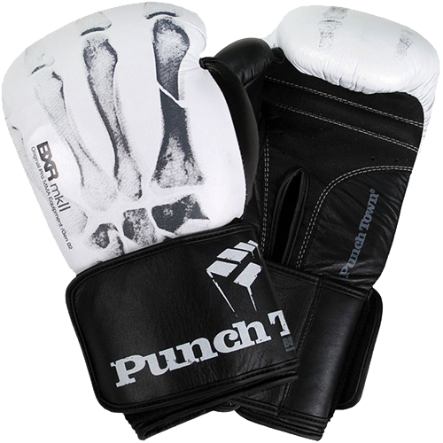 Купить Спортивные перчатки ММА, боксерские, снарядные, для тайского бокса, Перчатки Боксерские PunchTown, PunchTown