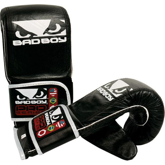 Купить Боксерские перчатки для бокса, тайского спаррингов ММА, снарядные, Снарядные Перчатки Bad Boy, Boy