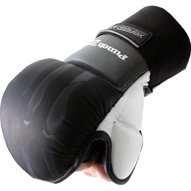 Купить Спортивные перчатки ММА, боксерские, снарядные, для тайского бокса, Перчатки ММА PunchTown, PunchTown