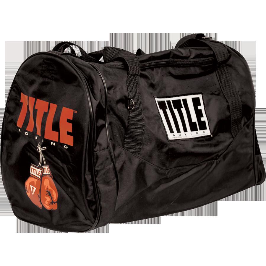 Купить Боксерские аксессуары, Спортивная Сумка Title, TITLE