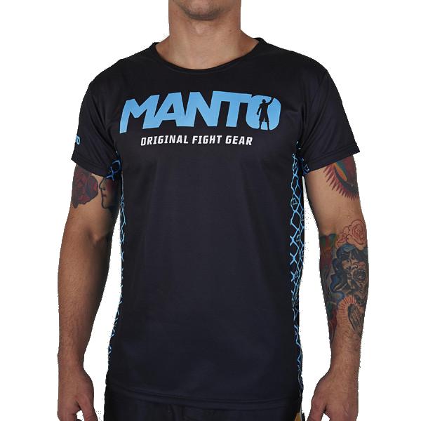 Купить Бойцовские футболки ММА Футболка Manto