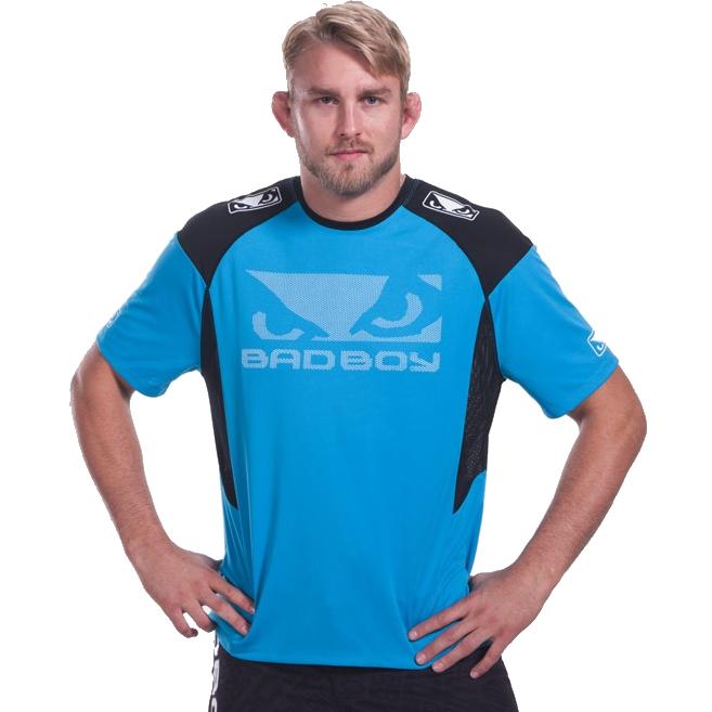 Купить Бойцовские футболки ММА Тренировочная футболка Bad Boy