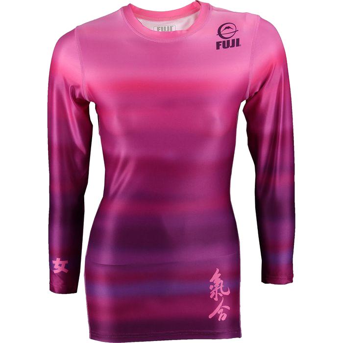 Купить Спортивная одежда и экипировка для девушек, Женский Рашгард Fuji, Fuji