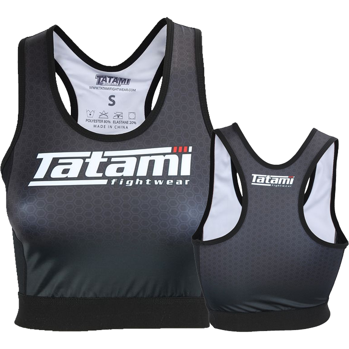 Купить Спортивная одежда и экипировка для девушек, Тренировочный Топик Tatami, Tatami Fightwear