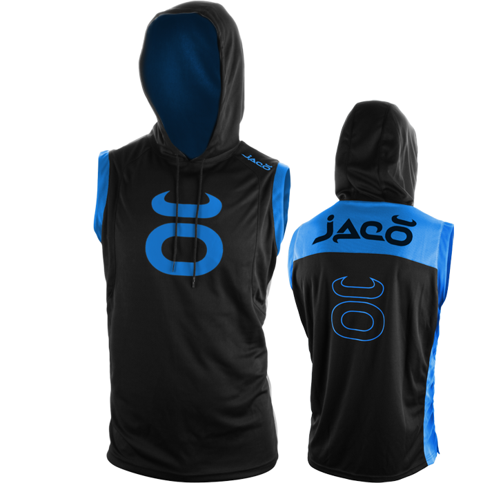 Купить Спортивные толстовки MMA, Безрукавка Jaco, Jaco Clothing