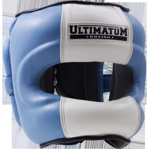Купить Защита для бокса и единоборств, Боксерский шлем Ultimatum Boxing, Boxing
