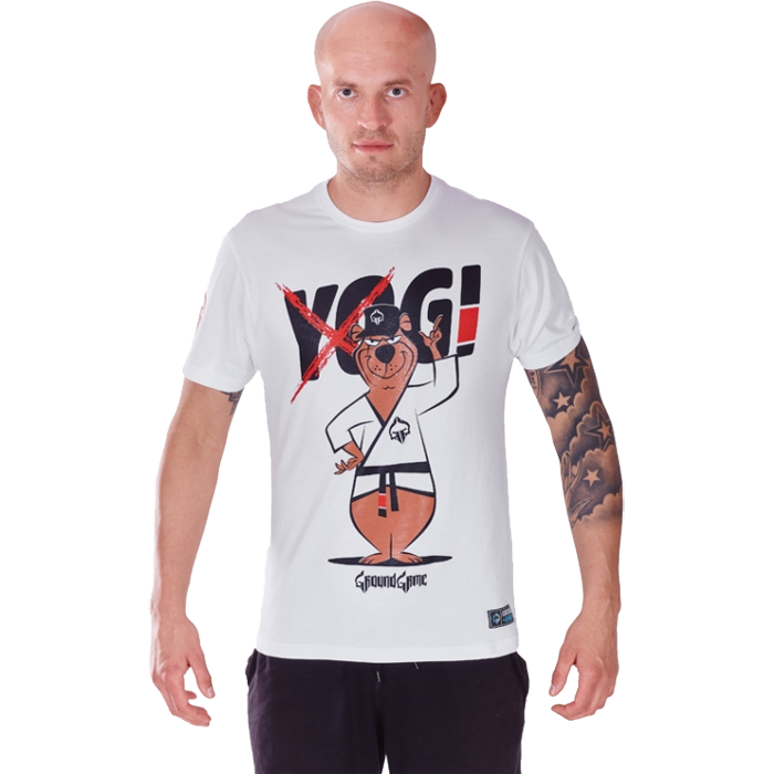 Купить Бойцовские футболки ММА, Футболка Ground Game, Game