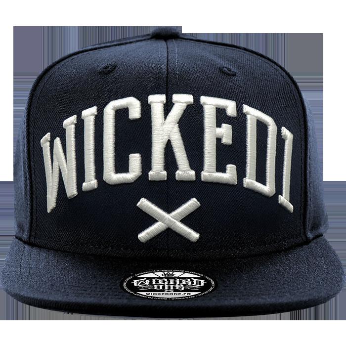 Купить Бейсболки MMA, кепки, бойцовские и тренировочные шапки, Бейсболка Wicked One, One