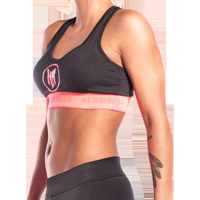 Купить Спортивная одежда и экипировка для девушек, Тренировочный Топик Headrush, Headrush