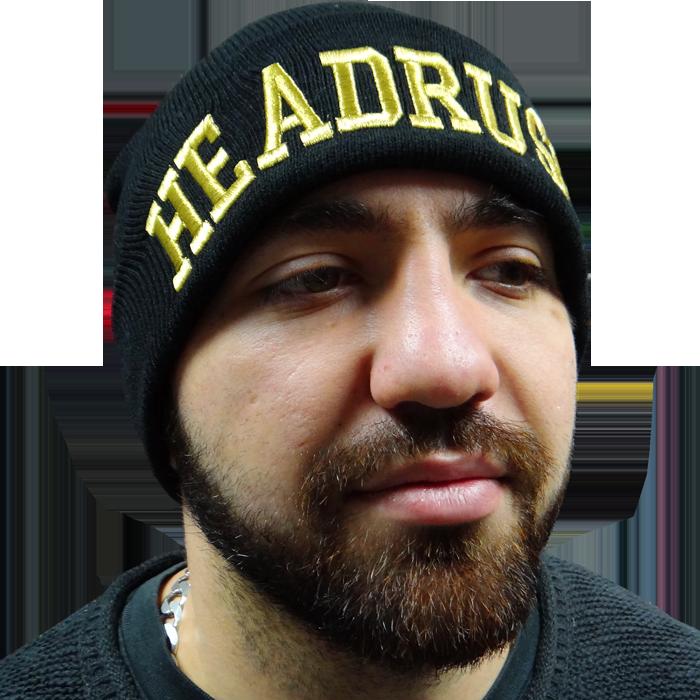 Купить Бейсболки MMA, кепки, бойцовские и тренировочные шапки, Шапка Headrush, Headrush