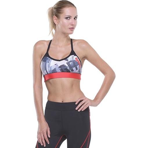 Купить Спортивная одежда и экипировка для девушек, Тренировочный Топик Grips, GR1PS