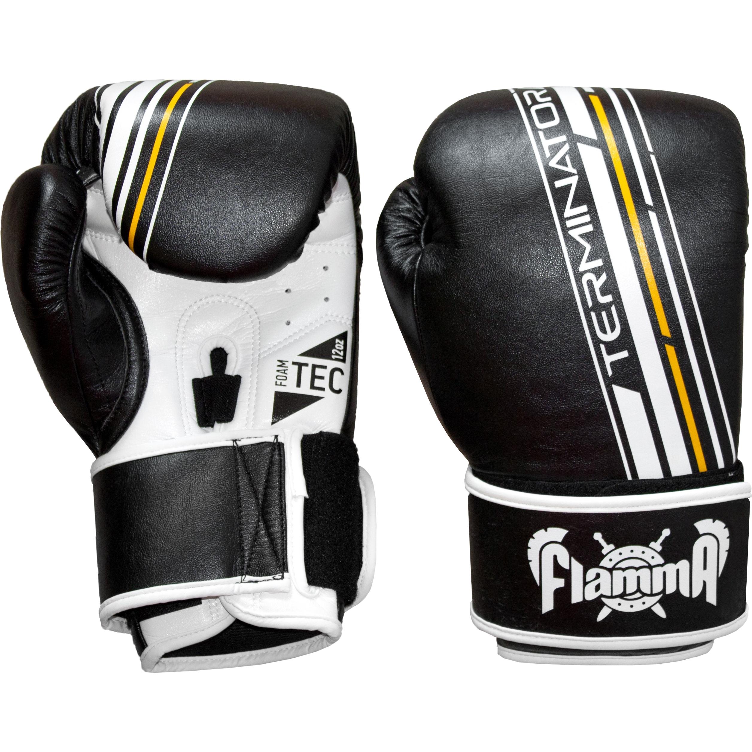 Купить Спортивные перчатки ММА, боксерские, снарядные, для тайского бокса, Перчатки Flamma, Flamma