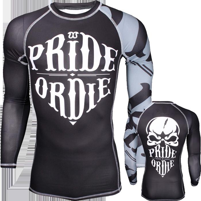 Купить Рашгарды, Рашгард Pride Or Die, or Die